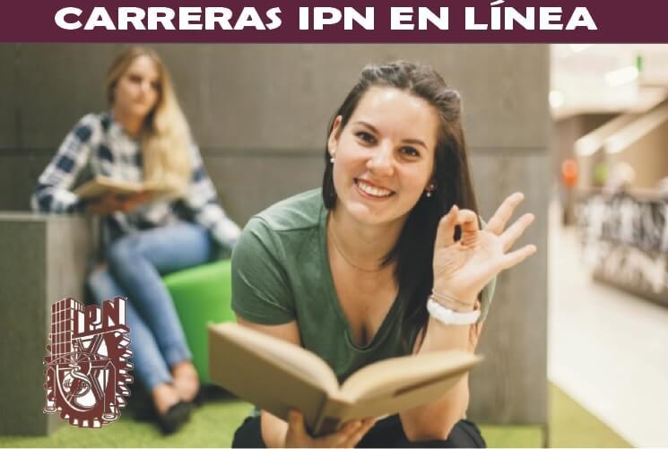 CARRERAS IPN EN LÍNEA