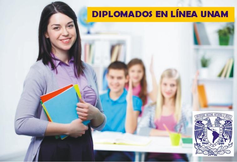 DIPLOMADOS EN LÍNEA UNAM 1