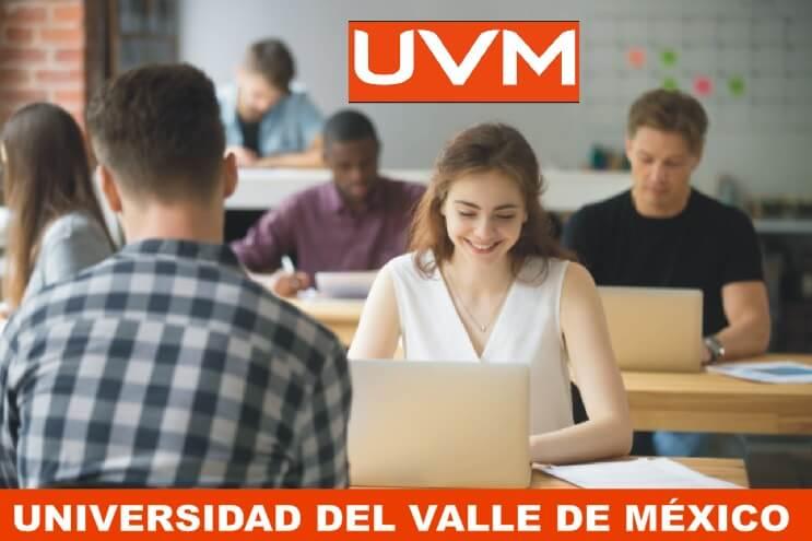 UVM UNIVERSIDAD DEL VALLE DE MÉXICO 2