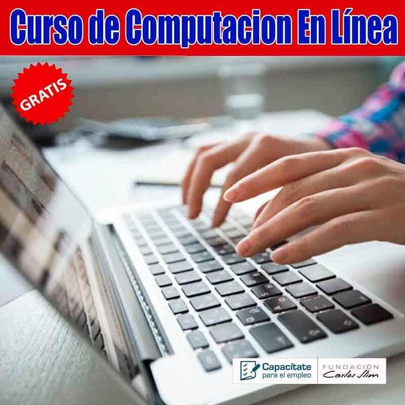 Curso de computacion en linea