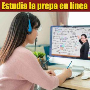 Por qué estudiar la prepa en línea
