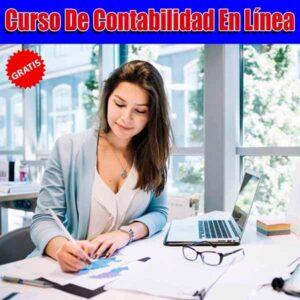 Curso auxiliar contable en línea