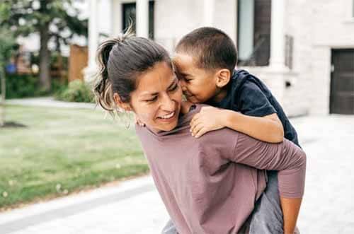 Registro Para El Apoyo Para Madres Jefas de Familia